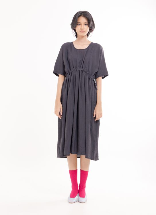BOWN Arbel Dress - Black