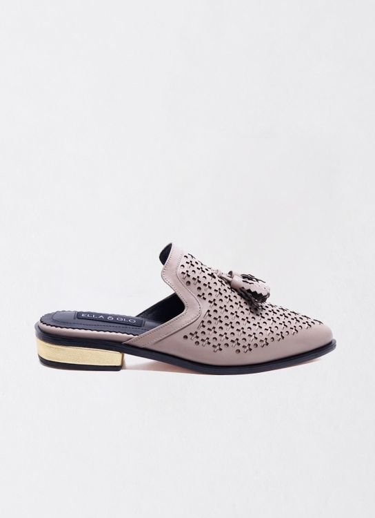Ella & Glo Stacy Laser Cut - Shoes