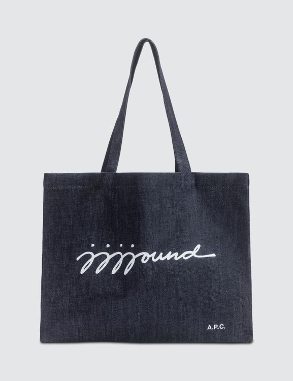 A.P.C. x JJJJound Shopping Bag