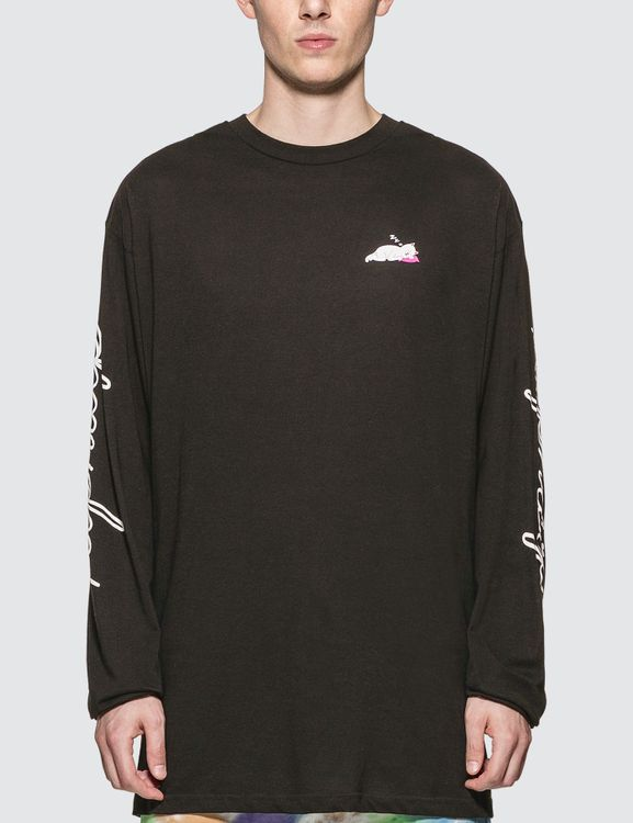 RIPNDIP Ladies Man Long Sleeve T-shirt