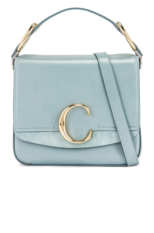 Chloé Small C Box Bag