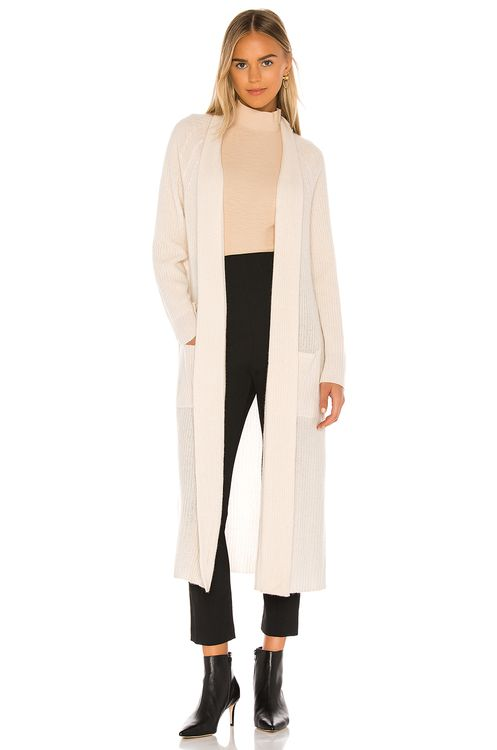 360CASHMERE Florence Duster