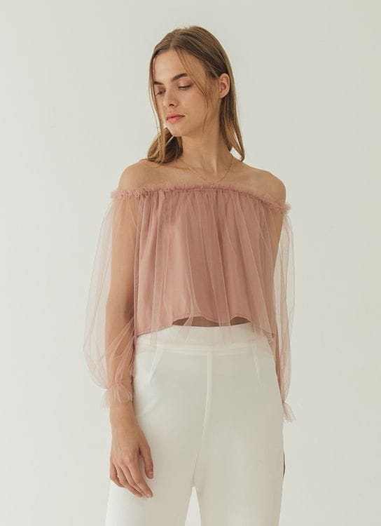 Cara Woman Palermo Top Pink