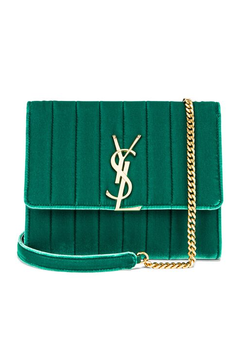Saint Laurent Chain Wallet Bag