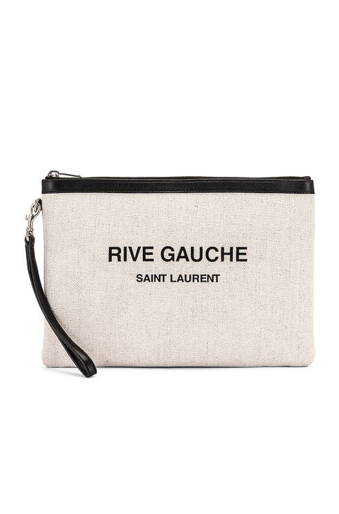 Saint Laurent Monogramme Pouch