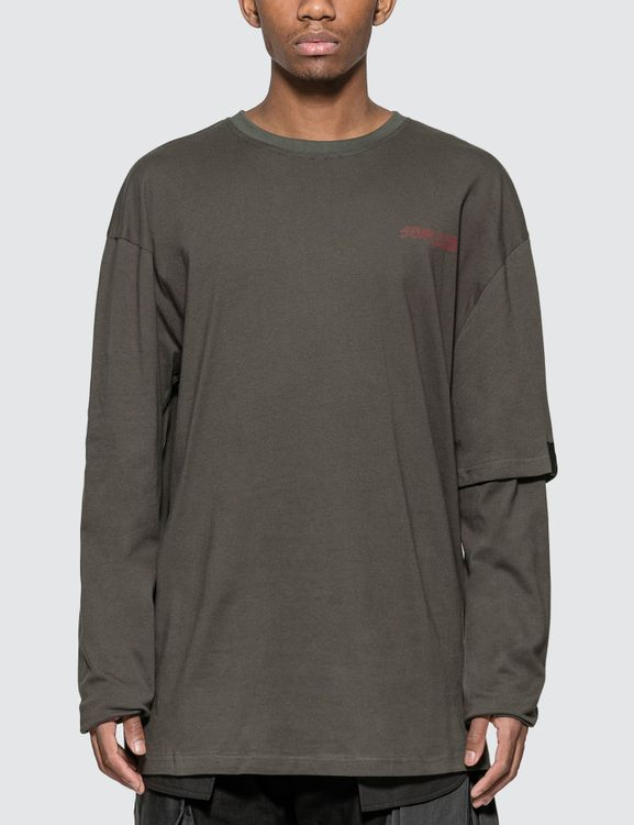 Guerrilla-group Endless Rain Long Sleeve T-shirt