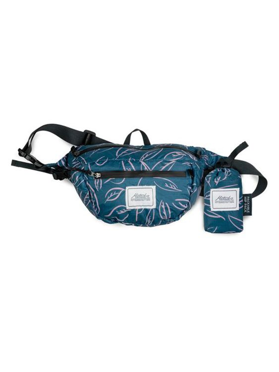 Matador Matador Daylite Packable Hip Pack Leaf Pattern