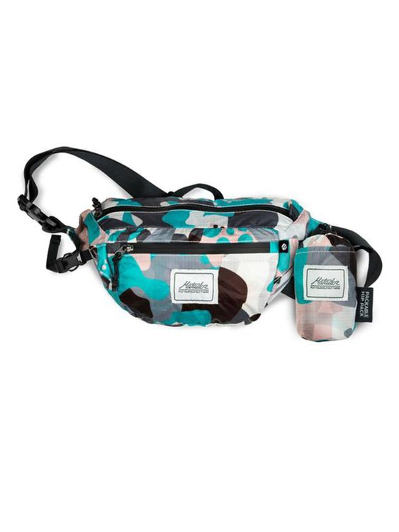 Matador Matador Daylite Packable Hip Pack Pop Pattern