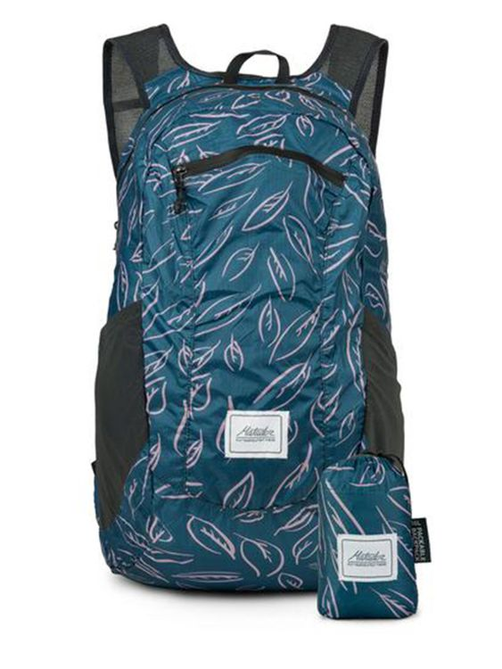 Matador Matador DL16 Packable Backpack Leaf Pattern