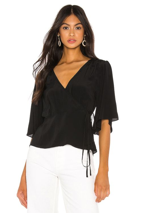 7 for all mankind Wrap Top