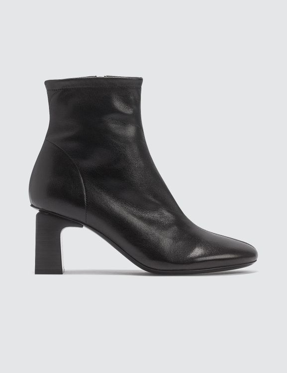 By Far Vasi Leather Black Boots