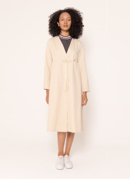 BOWN Sybil Dress - Apricot