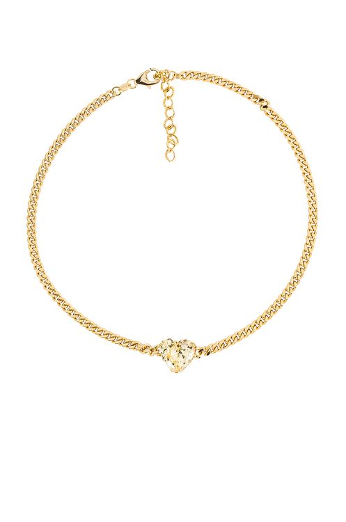 The M Jewelers NY The Nostalgia Heart Necklace