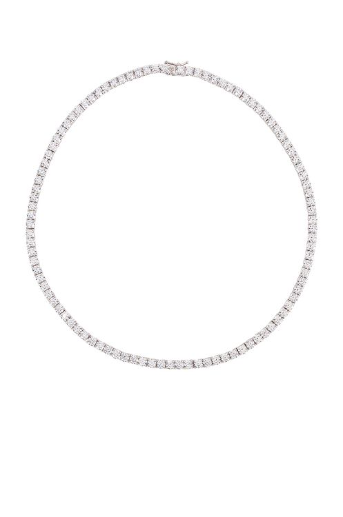 The M Jewelers NY Full Iced Out Necklace