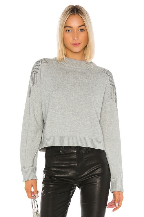Wildfox Couture Stellar Chain Ronan Sweater
