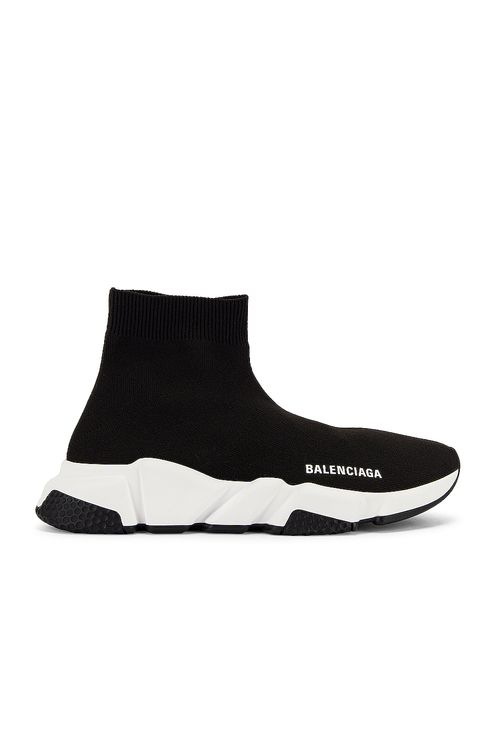 BALENCIAGA Bicolor Speed Sneakers