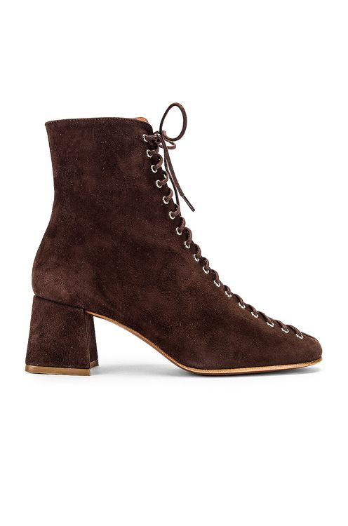 By Far Becca Suede Boot