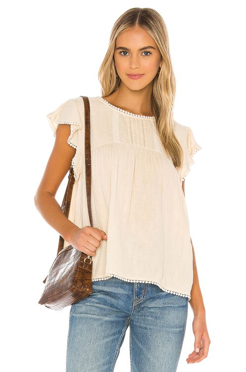 Spell & The Gypsy Collective Hanalei Blouse
