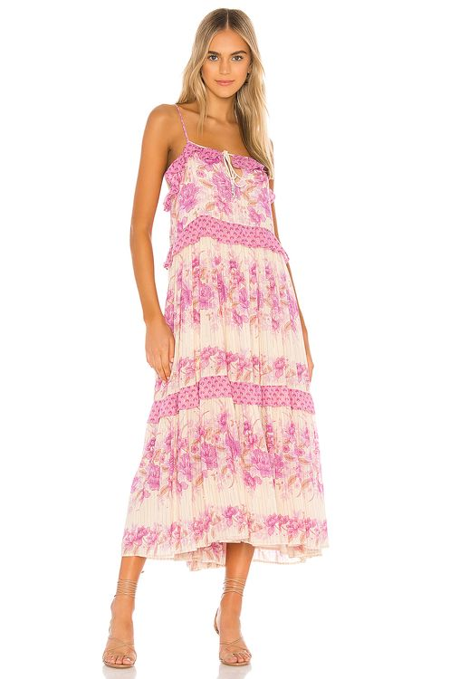 Spell & The Gypsy Collective Coco Lei Strappy Gown
