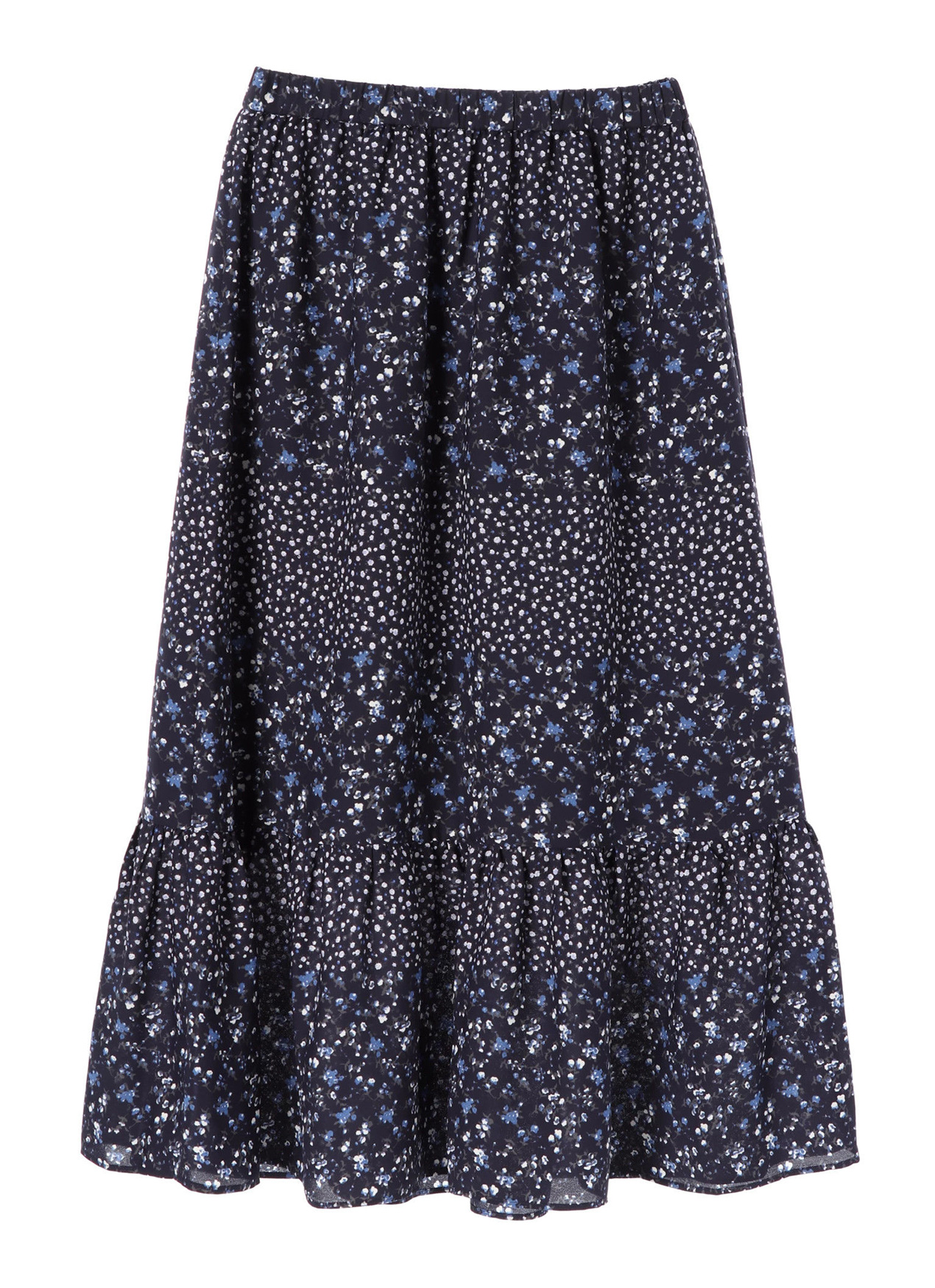 E-hyphen World Gallery Bianca Skirt - Navy
