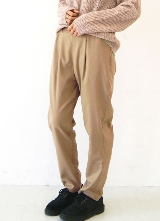E-hyphen World Gallery Marisa Pants - Beige