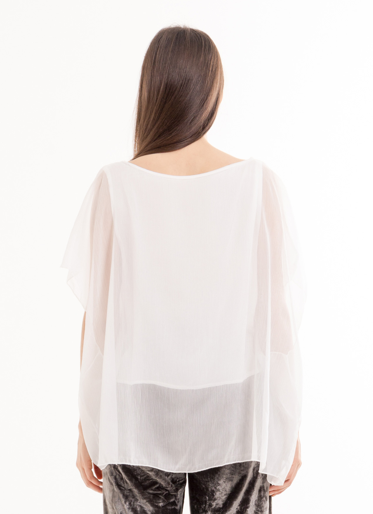 BOWN Hilda Top - White