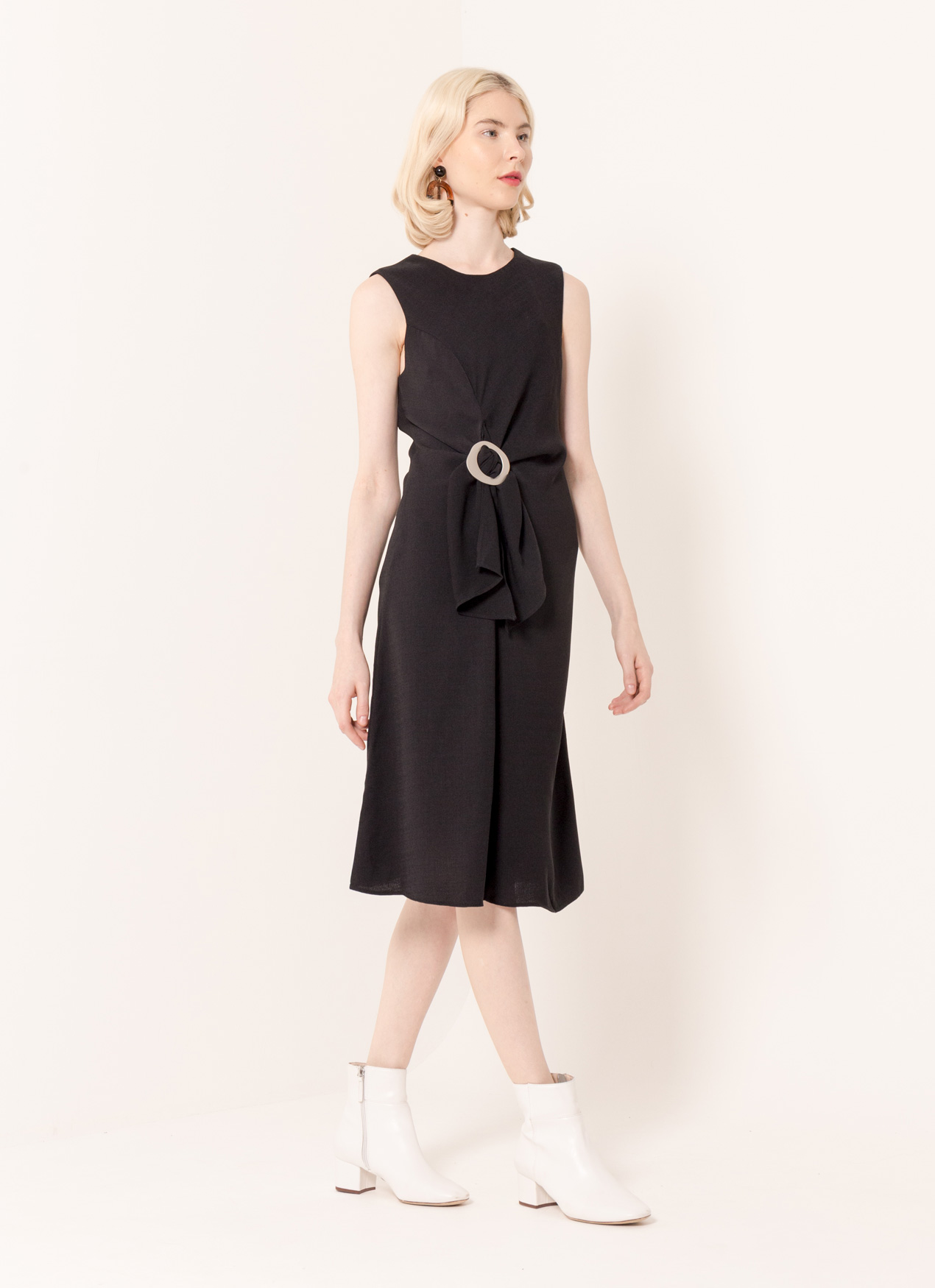 BOWN Margaery Dress - Black