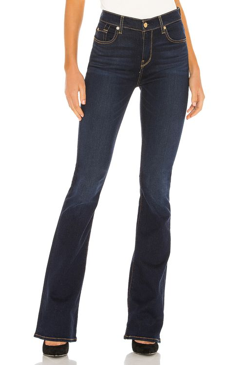 7 for all mankind High Waisted Ali Flare