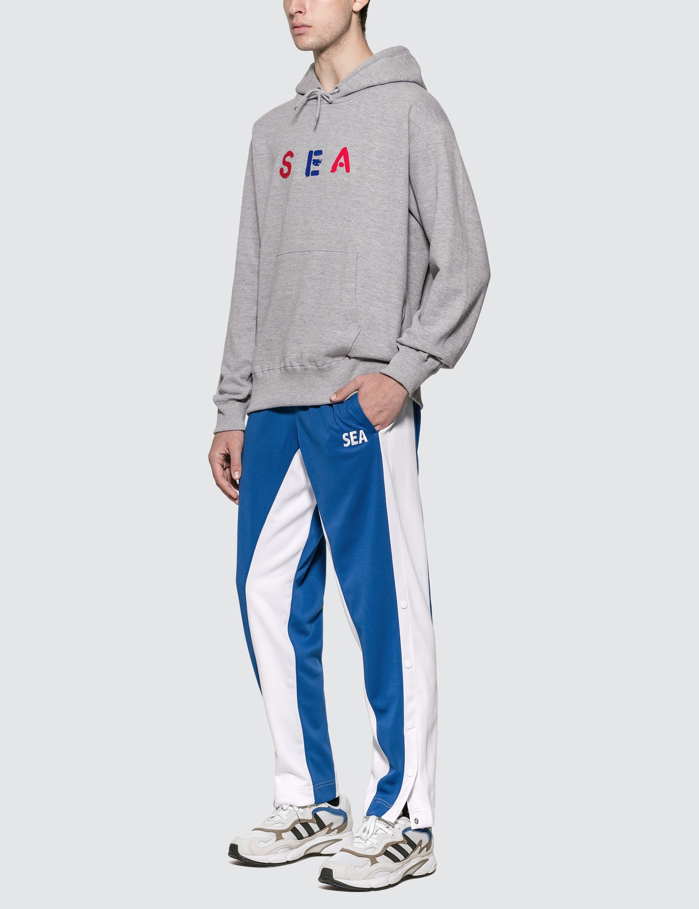 WIND AND SEA Jersey Pants