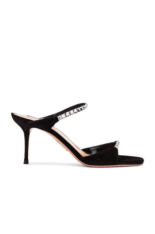 Aquazzura Diamante 75 Sandal