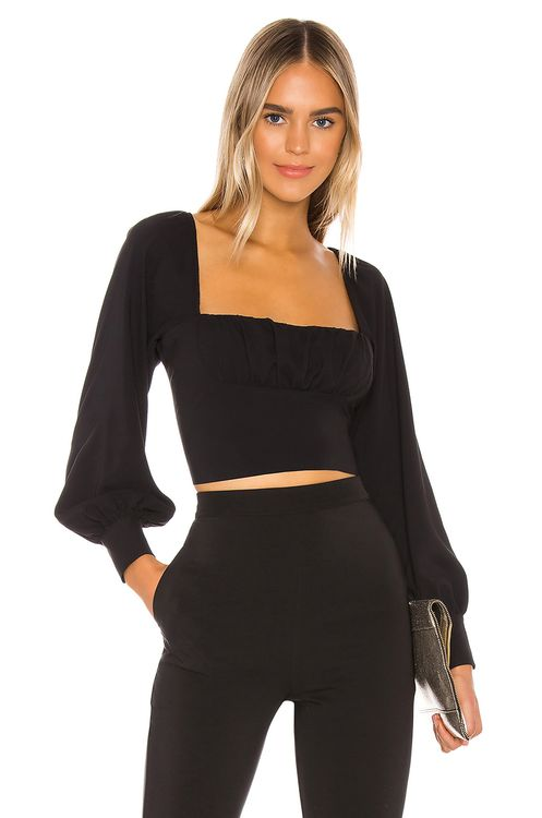 Capulet Florence Ruched Blouse