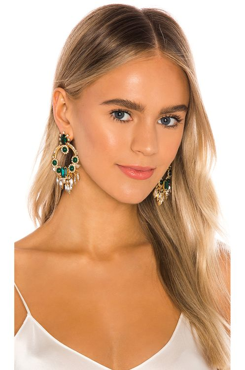 Elizabeth Cole Joan Earrings