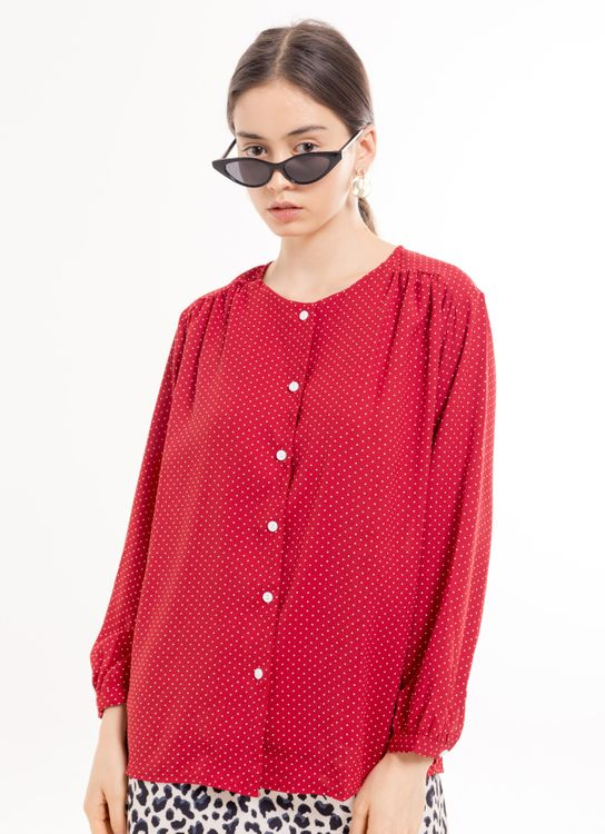 BOWN Cleophee Top - Red