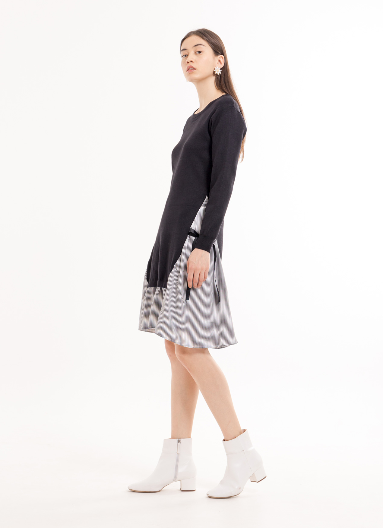 BOWN Felicitae Dress - Black