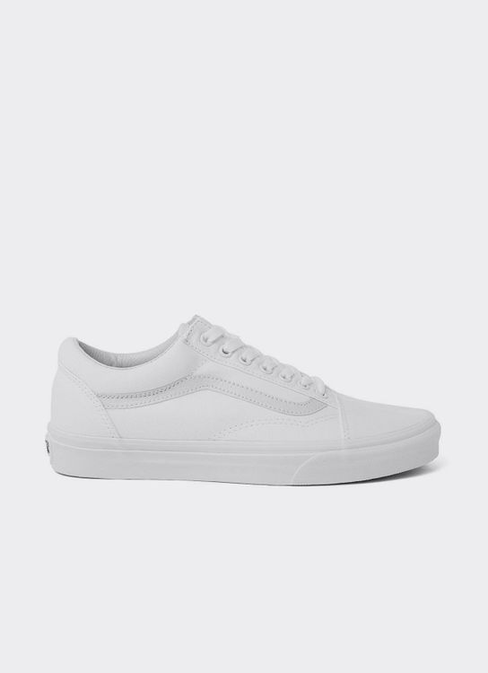Vans U Old Skool - White