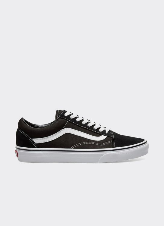 Vans U Old Skool - Black & White