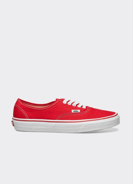 Vans U Authentic - Red