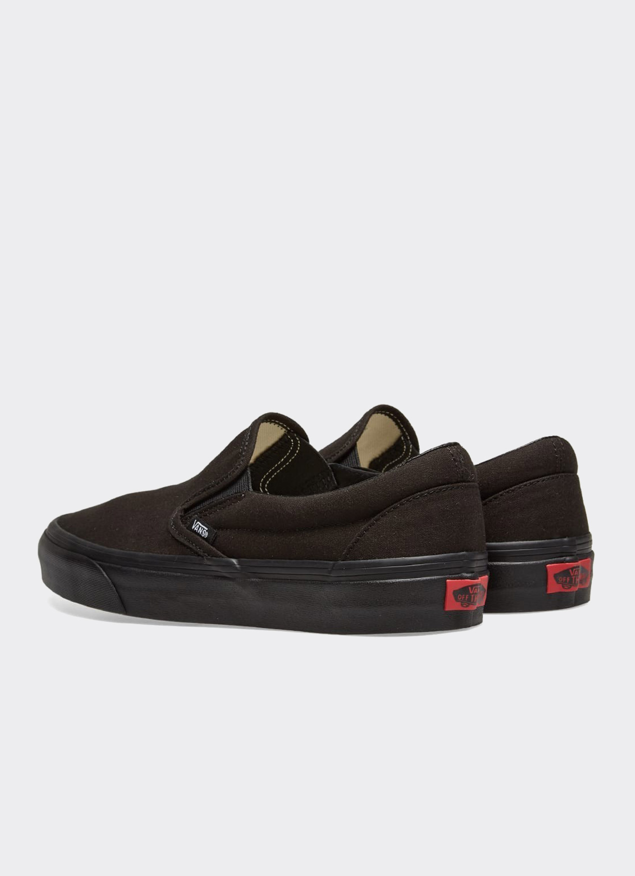 Vans U Classic Slip-On - Black