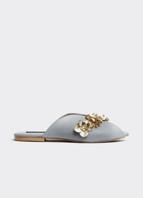 Anynome Rhea Sandals - Grey