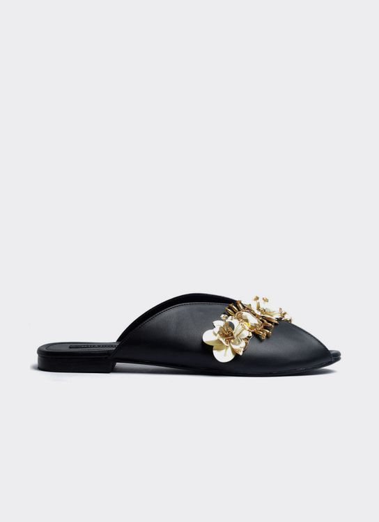 Anynome Rhea Sandals - Black