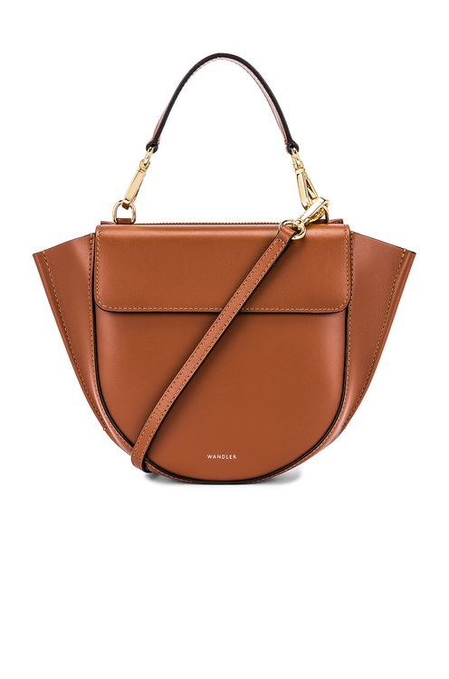 Wandler Mini Hortensia Leather Bag