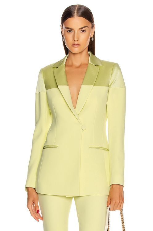 Cushnie Fitted Jacket