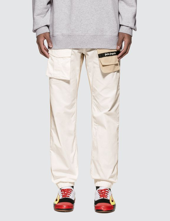 Palm Angels Twotone Cosy Pants