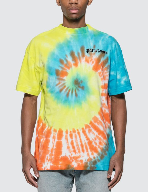 Palm Angels Tie Dye New Basic T-Shirt