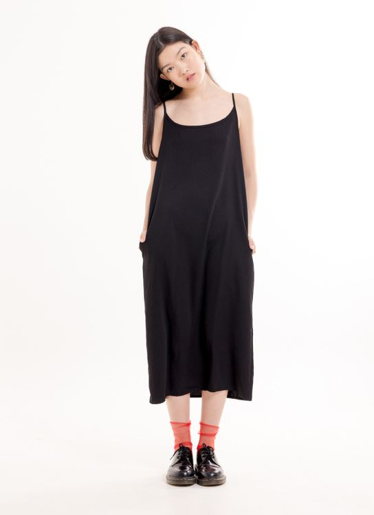 BOWN Tessa Dress - Black