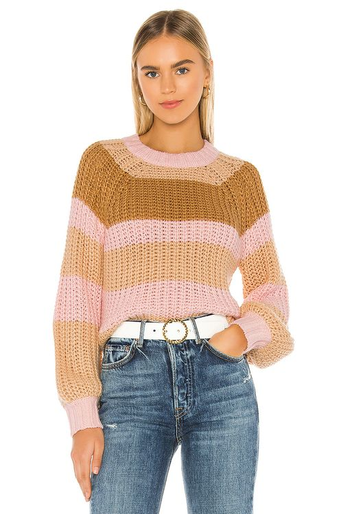 findersKEEPERS Mariposa Knit Pullover