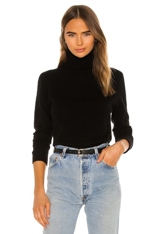 Equipment Delafine Turtleneck