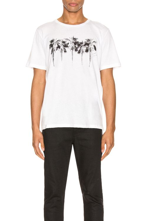 Saint Laurent Graphic Tee