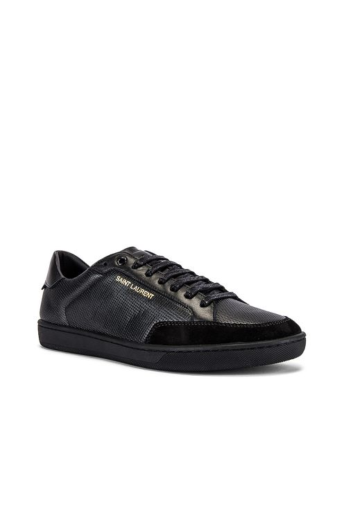 Saint Laurent SL/10 Low Top Sneaker