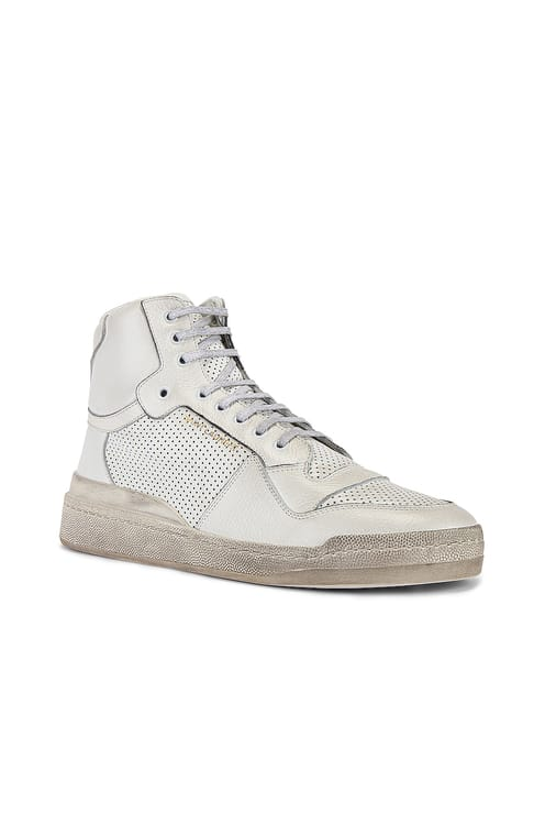 Saint Laurent SL24 Hi Top Sneaker